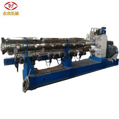China High Performance Single Screw Extruder Machine Long Working Life 200kg/H supplier