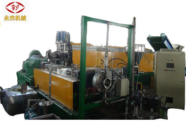 China High Power132kw PE Extruder Machine , Plastic Granules Manufacturing Machine supplier