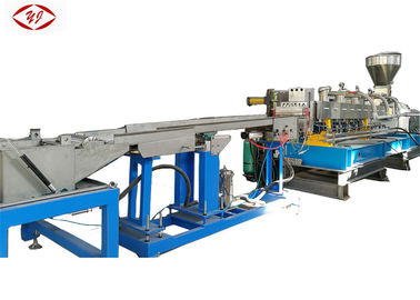 China PET Flake Pelletizing Machine Speical Water Chute NO Material Strand Break supplier