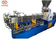 China PA Nylon Extruder Engineering Plastic Pelletizing Machine 100-150kg/H 45/55kw factory