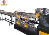 75kw PE PP ABS Master Batch Manufacturing Machine Twin Screw Extruder