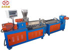 China 0.25kw Feeder Co Rotating Twin Screw Extruder , Laboratory Scale Extruder Machine company