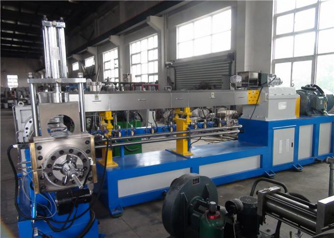 2000kg/h Hard Soft PVC Granules Machine Double Stage Extruder PVC Pelletizing Machine 350kw Motor