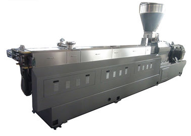High Efficiency Polymer Extrusion Machine With Two Stage Conveying System